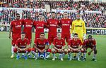 08.08.2019 FC Midtjylland v Rangers: Rangers team
