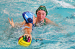 Central Southern Penguins v Auckland Gulls. Water Polo New Zealand Premier League, Diocesan School for Girls, Auckland, New Zealand. Photo: Simon Watts/www.bwmedia.co.nz