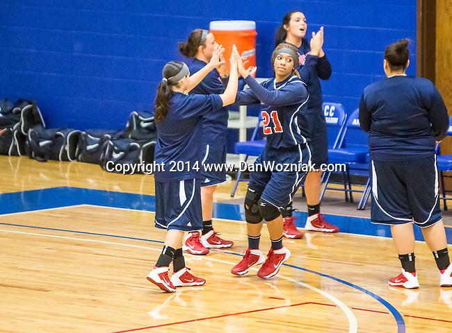 2014 NCCAA Basketball - Kentucky Christian vs. Arlington Baptist