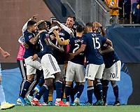 New England Revolution v New York City FC, September 29, 2019