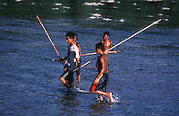 Local Palau Boys fishing