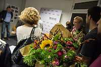 Mitgliederversammlung von Reporter ohne Grenzen am 10. September 2015 in Berlin.<br /> Die Versammlung waehlte einen neuen Vorstand. Wiedergewaehlt wurden Matthias Spielkamp, Dr. Michael Rediske, Gemma Poerzgen, Katja Gloger. Neu hinzugekommen ist die ZDF-Journalistin Britta Hilpert.<br /> 10.9.2015, Berlin<br /> Copyright: Christian-Ditsch.de<br /> [Inhaltsveraendernde Manipulation des Fotos nur nach ausdruecklicher Genehmigung des Fotografen. Vereinbarungen ueber Abtretung von Persoenlichkeitsrechten/Model Release der abgebildeten Person/Personen liegen nicht vor. NO MODEL RELEASE! Nur fuer Redaktionelle Zwecke. Don't publish without copyright Christian-Ditsch.de, Veroeffentlichung nur mit Fotografennennung, sowie gegen Honorar, MwSt. und Beleg. Konto: I N G - D i B a, IBAN DE58500105175400192269, BIC INGDDEFFXXX, Kontakt: post@christian-ditsch.de<br /> Bei der Bearbeitung der Dateiinformationen darf die Urheberkennzeichnung in den EXIF- und  IPTC-Daten nicht entfernt werden, diese sind in digitalen Medien nach §95c UrhG rechtlich geschuetzt. Der Urhebervermerk wird gemaess §13 UrhG verlangt.]