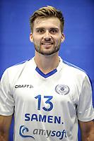 GRONINGEN - Volleybal, Eerste training Amysoft Lycurgus , seizoen 2021-2022, 17-08-2021,  Bjarne Huus