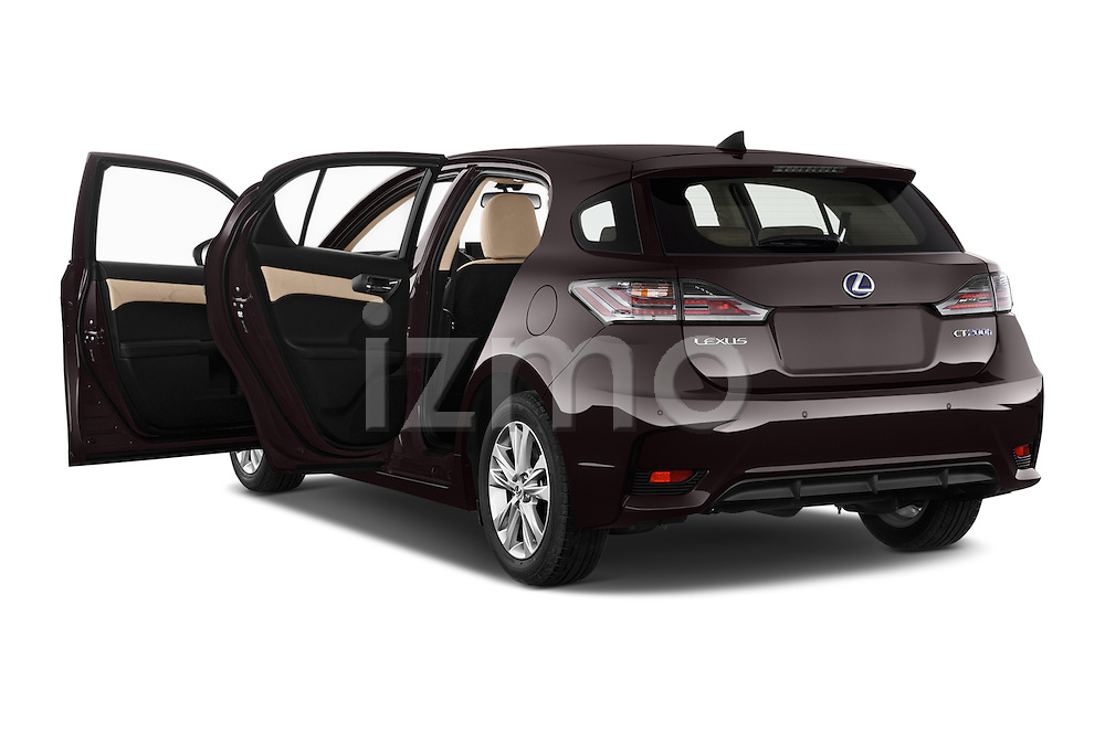 Car images of a 2015 Lexus CT Executive 5 Door Hatchback 2WD Doors