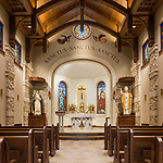 St. Catharine Adoration Chapel