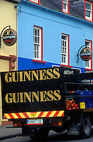 Irish pub, Dingle, County Kerry, Ireland