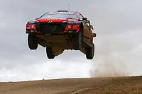 5th June 2021; Monte Acuto, Sardinia; WRC rally of Italia Sardinia; Dani Sordo-Hyundai i20 WRC