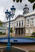 Fort-de-France, Martinique.  Former Hotel de Ville, Town Hall.