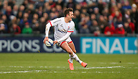 Saturday 7th December 2019   Ulster Rugby vs Harlequins<br /> <br /> Billy Burns during the Heineken Champions Cup Round 3 clash in Pool 3, between Ulster Rugby and Harlequins at Kingspan Stadium, Ravenhill Park, Belfast, Northern Ireland. Photo by John Dickson / DICKSONDIGITAL