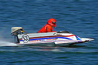 53-C..Stock outboard hydro