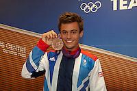 12.08.2012 - Team GB: Tom Daley Press Conference