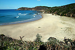 Miners Beach - Port Macquarie. One on the many beaches in Port Macquarie
