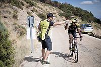 Stage 18: Colmenar Viejo to Becerril de la Sierra (178km)<br /> La Vuelta 2019<br /> <br /> ©kramon