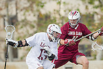 02-17-14 Santa Clara vs LMU - Men's Lacrosse