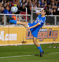 Kodi Lavrusky. UCLA advanced on penalty kicks after defeating Virginia, 1-1, in regulation time at the NCAA Women's College Cup semifinals at WakeMed Soccer Park in Cary, NC.
