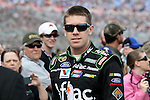 Sprint Cup Series driver Carl Edwards (99) in action before the NASCAR Sprint Cup Series AAA 500 race at Texas Motor Speedway in Fort Worth,Texas.