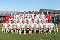 Ulster Schools U18 | Saturday 5th September 2015<br /> <br /> Ulster Schools U18 Squad 2015-2016 Photo : John Dickson - DICKSONDIGITAL