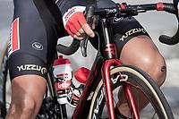 Philippe Gilbert (BEL/Lotto-Soudal) at the start<br /> <br /> 107th Liège-Bastogne-Liège 2021 (1.UWT)<br /> 1 day race from Liège to Liège (259km)<br /> <br /> ©kramon
