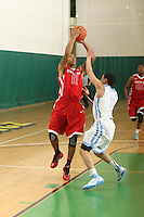 April 8, 2011 - Hampton, VA. USA; J-Mychal Reese participates in the 2011 Elite Youth Basketball League at the Boo Williams Sports Complex. Photo/Andrew Shurtleff