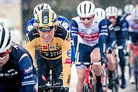 Mike Teunissen (NED/Jumbo-Visma)<br /> <br /> 82nd Gent-Wevelgem in Flanders Fields 2020 (1.UWT)<br /> 1 day race from Ieper to Wevelgem (232km)<br /> <br /> ©kramon