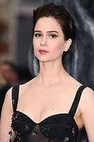 """Katherine Waterston<br /> at the """"Alien:Covenant"""" world premiere held at the Odeon Leicester Square, London. <br /> <br /> <br /> ©Ash Knotek  D3260  04/05/2017"""