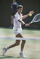1989, Wimbledon Michiel Schapers