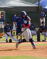 Luis Rodriguez - Los Angeles Dodgers 2021 spring training (Bill Mitchell)