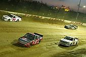 #17: Tyler Ankrum, DGR-Crosley, Toyota Tundra DGR-Crosley Driver Development and #34: Devin Dodson, Reaume Brothers Racing, Chevrolet Silverado