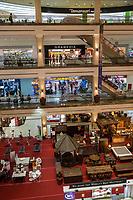 Yogyakarta, Java, Indonesia.  Ambarrukmo Shopping Mall.