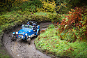 06/10/18<br /> <br /> Bill Moffatt & John davies, Troll T6.<br /> <br /> After battling hours of heavy rain, competitors slither up a hill known as the corkscrew in near Kettleshulme in the Cheshire Peak District National Park. Hundreds of other cars and motorcycles took part in today's Edinburgh Trial. The Motorcyling Club's 94th annual long distance navigation trial started near Tamworth at midnight and finishes this afternoon near Buxton. The original trial ran from London to Edinburgh.<br /> <br /> All Rights Reserved: F Stop Press Ltd. +44(0)1335 344240  www.fstoppress.com www.rkpphotography.co.uk