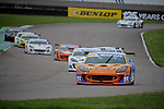 Ginetta GT Supercup : Rockingham : 14/15 September 2013