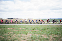 all lined up<br /> <br /> 103rd Liège-Bastogne-Liège 2017 (1.UWT)<br /> One Day Race: Liège › Ans (258km)