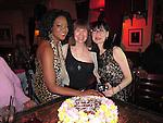 Beverly Lee & Shailah Edmonds' Bday Bash at Flute 4-17-13
