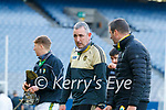 Kerry manager Fintan O'Connor after the Joe McDonagh Cup Final match between Kerry and Antrim at Croke Park in Dublin. Photo by Daire Brennan/Sportsfil