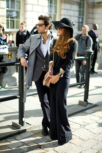 Mark-Francis Vandelli and Victoria Baker-Harber
