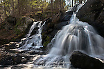 Fourth Falls, Hornbecks Creek, Delaware Water Gap National Recreation Area, PA