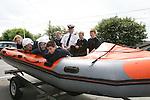 Coastguard visit to Fieldstown National School