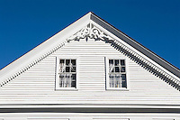 Victorian house detail.