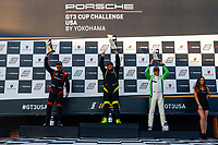 GT3 Race 1, Gold Podium, #27 NGT Motorsport, Porsche 991 / 2017, GT3G: Sebastian Carazo, #5 Moorespeed, Porsche 991 / 2016, GT3G: Rob Ferriol, #17 ACI Motorsports, Porsche 991 / 2014, GT3G: Curt Swearingin
