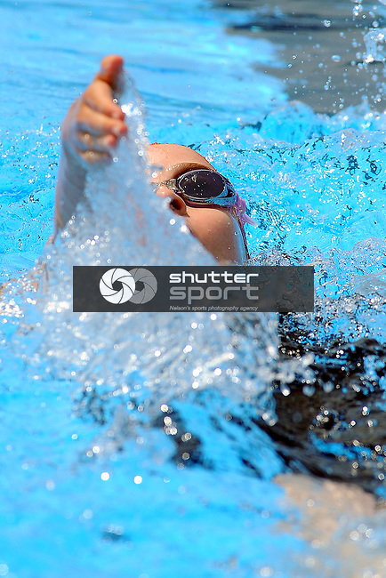 Swimming club champs. Motueka High School, Motueka, Nelson, New Zealand. Saturday 8 December 2012. Credit Chris Symes/www.shuttersport.co.nz