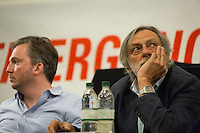 """03.07.2013 - """"Emergency: Gino Strada and Giles Duley In Conversation"""""""