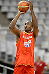 Spain's Serge Ibaka during training session.July 24,2012(ALTERPHOTOS/Acero)
