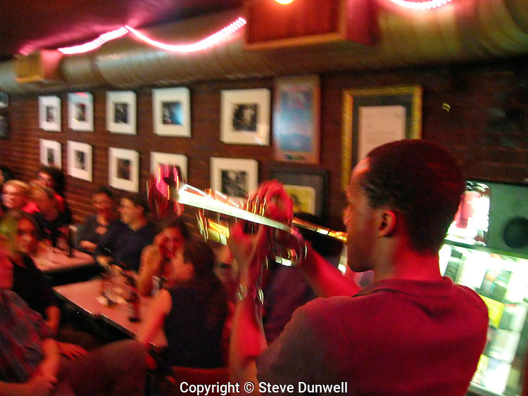Wally's Jazz Cafe, South End, Boston, MA Massachusetts Ave