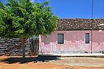Casa na cidade de Antonina do Norte. Ceará. 2009. Foto de Zig Koch.