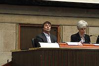 Nicolas Hulot - Colloque sur la lutte contre les inÈgalitÈs et les dÈfis Ècologique ‡ Paris, le 16/02/2017.