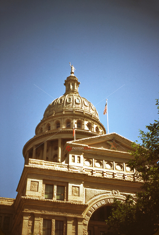The Texas State Capitol Building is a historic structure that has been extensively maintained and curated by Texas since 1888.