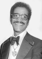 Sammy Davis Jr. 1980s, Photo By John Barrett/PHOTOlink