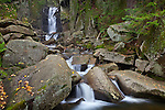 Flume Brook in Dixville  Notch State Parl, Dixville, NH, USA