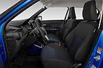 Front seat view of 2020 Suzuki Ignis GL+ 5 Door Hatchback Front Seat  car photos