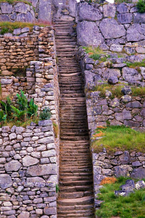 .Machu Picchu.Peru .